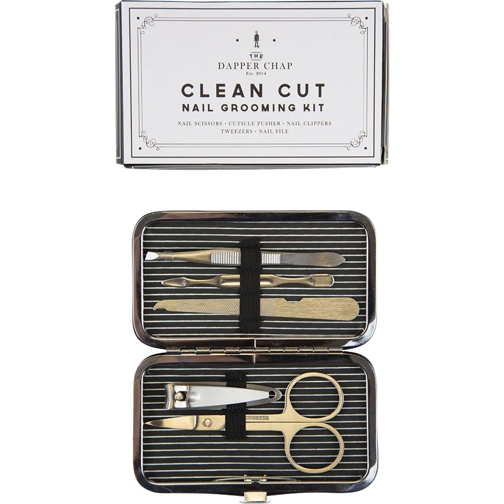 Clean Cut Nail Grooming Kit
