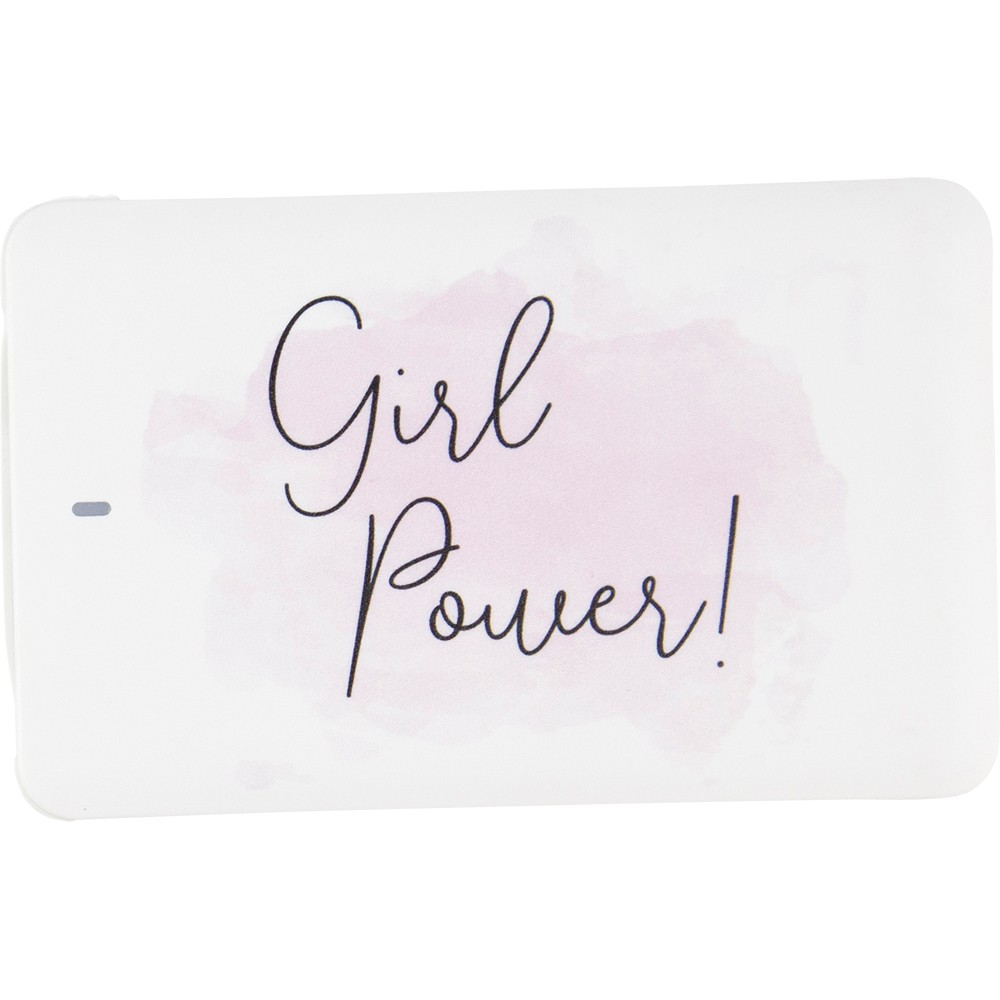 Girl Power' Power Bank