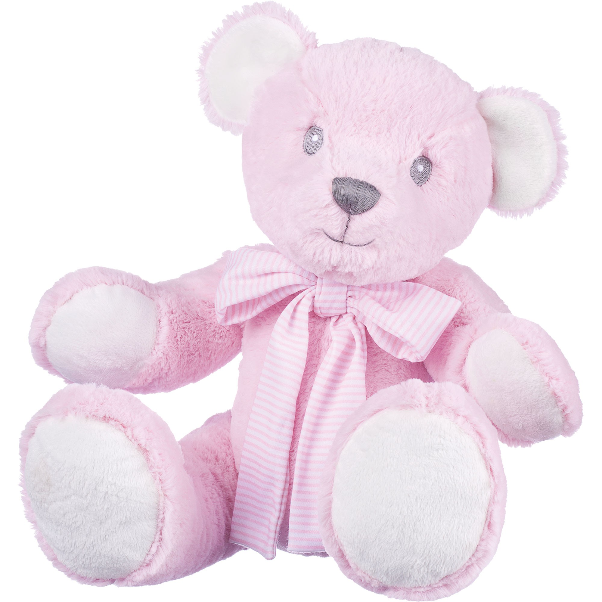 Hug-a-Boo Pink Large Teddy Bear