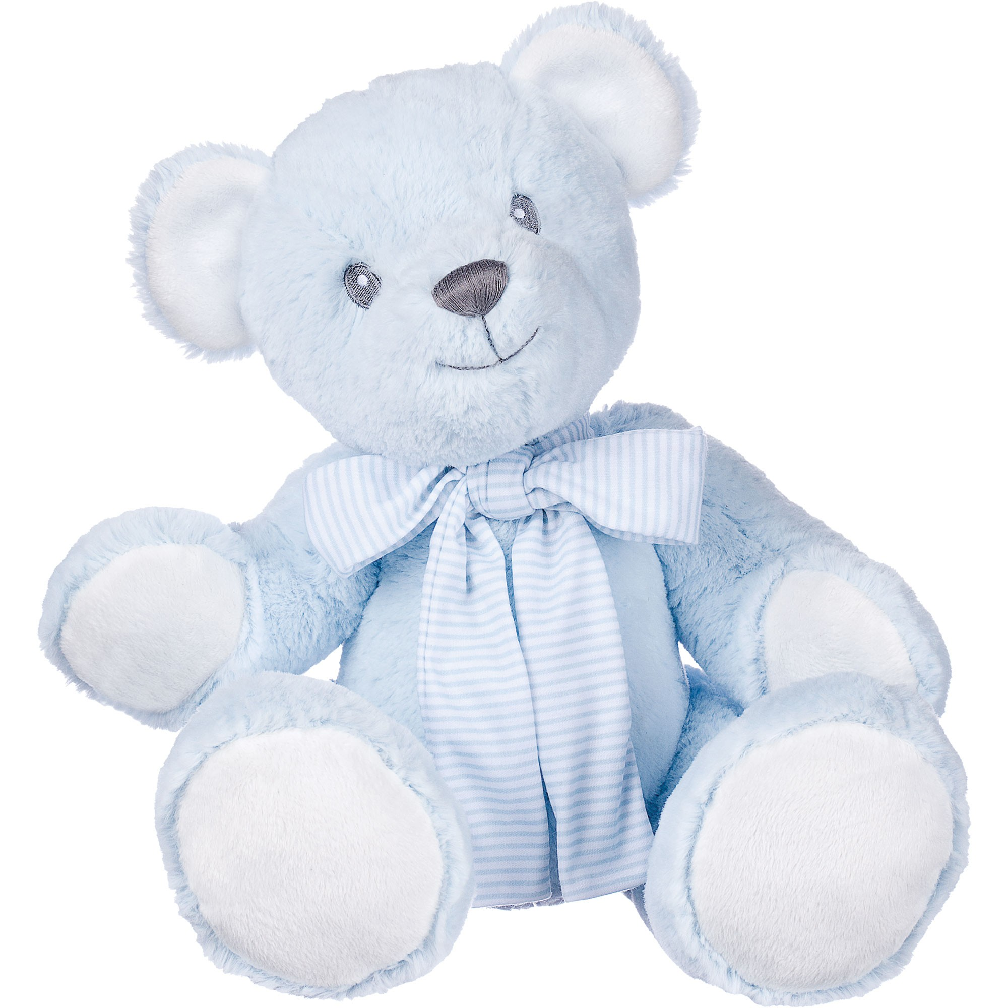 Hug-a-Boo Blue Large Teddy Bear