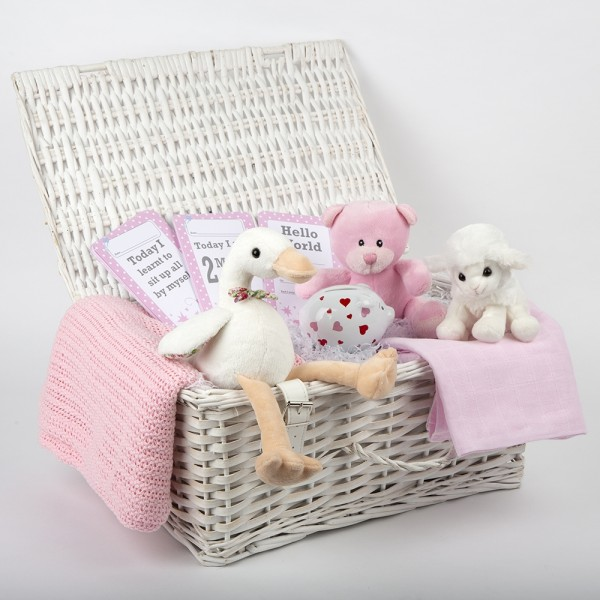 It's a Girl Baby Hamper