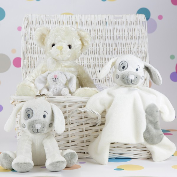 InterGift Cuddle Bundle Baby Hamper