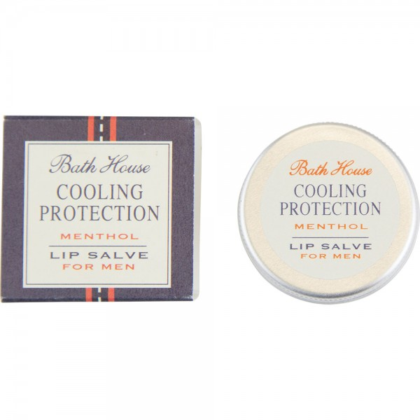 Menthol Cooling Protection Lip Balm