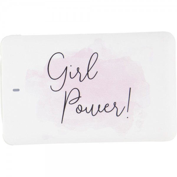 Girl Power! Power Bank