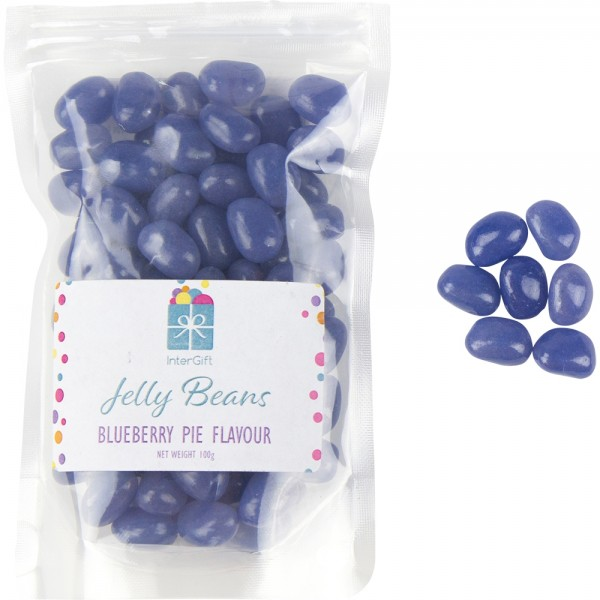 Blueberry Pie Flavoured Gourmet Jelly Beans