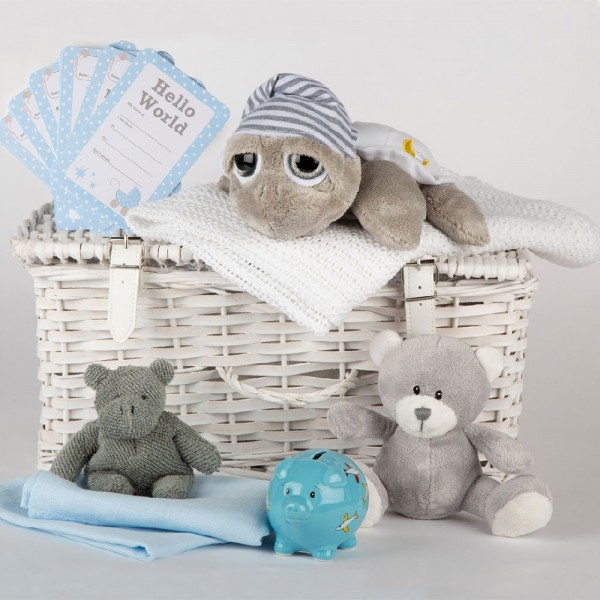 It's a Boy Baby Hamper