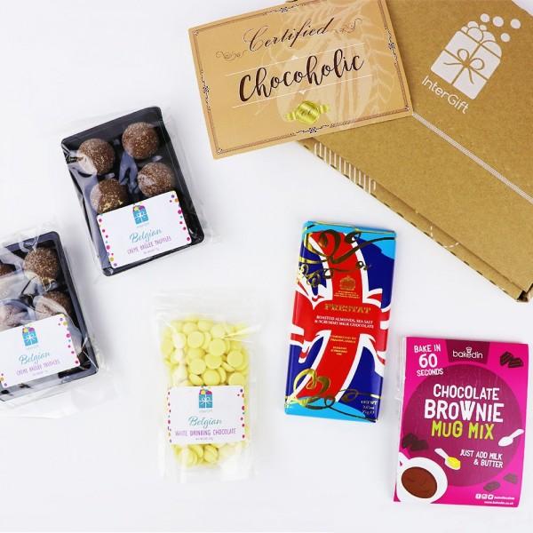 White Chocolate Gift Box