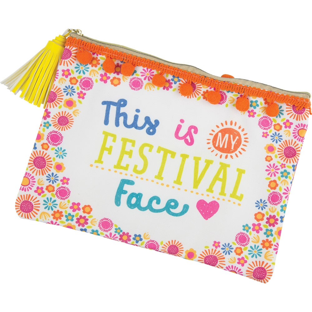 Festival Face Make-Up Bag