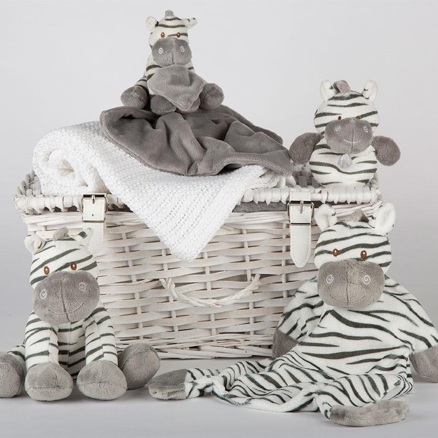 Zooma Zebra Baby Hamper
