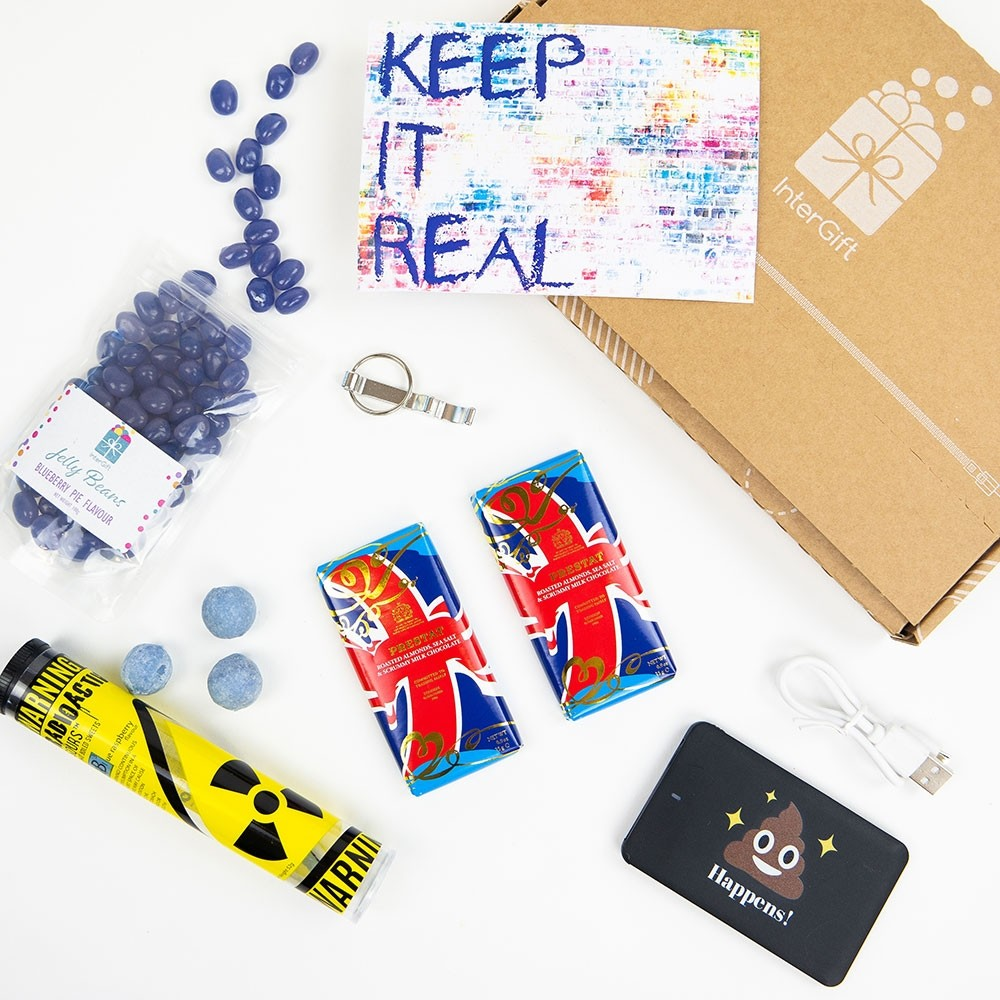 Keep it Real! Letter Box Gift