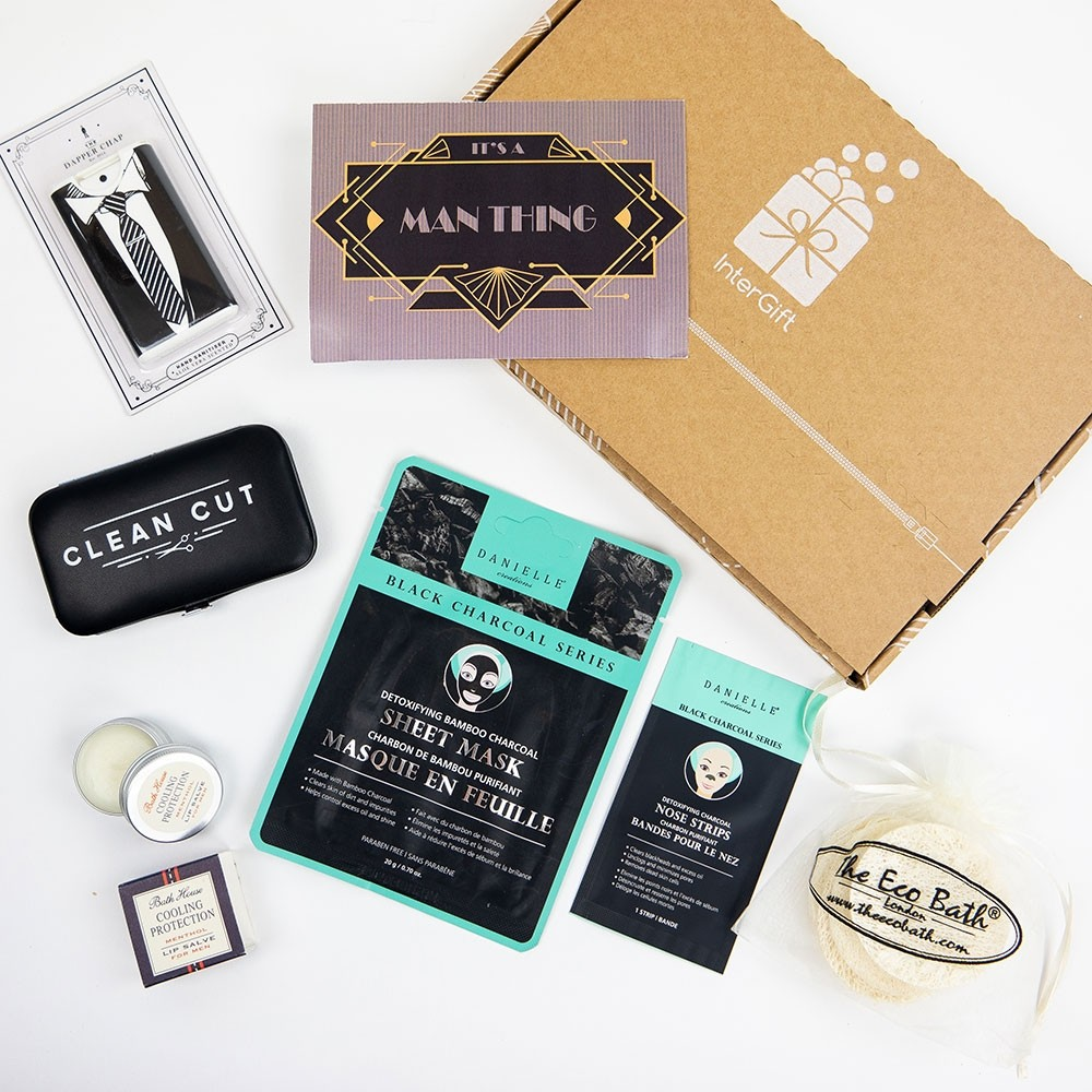 Men's Pamper Box